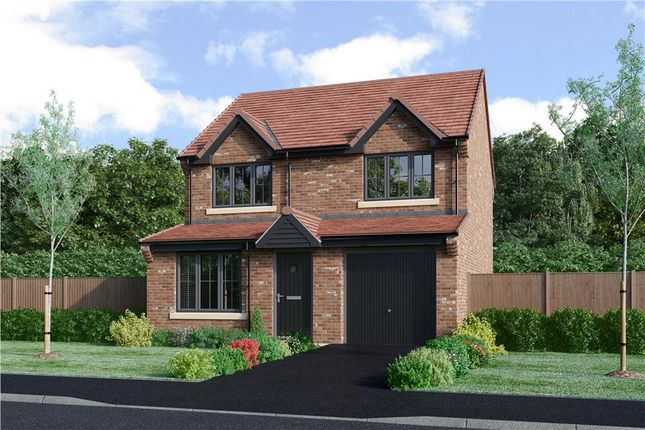 "Thumbnail Detached house for sale in ""The Larkin Alt"" at Armstrong Street, Callerton, Newcastle Upon Tyne"