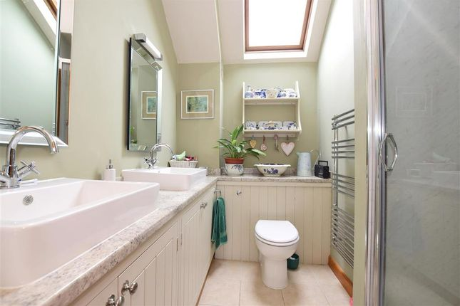 Shower Room of The Village, Alciston, Eastbourne, East Sussex BN26