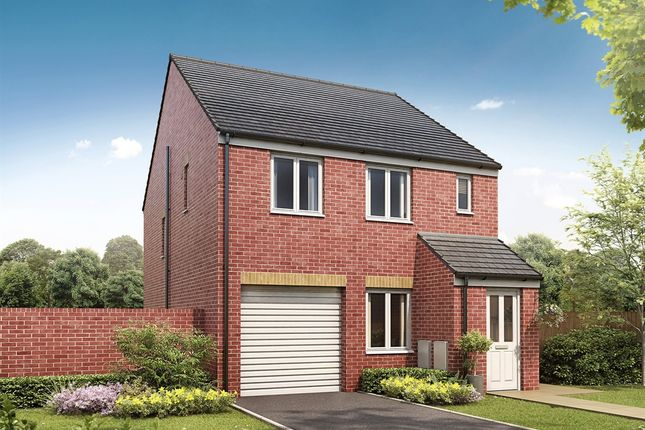 "Thumbnail Semi-detached house for sale in ""The Chatsworth "" at The Rings, Ingleby Barwick, Stockton-On-Tees"