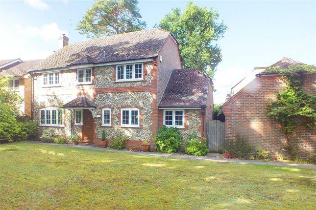 Thumbnail Detached house for sale in Juniper Road, Farnborough, Hampshire