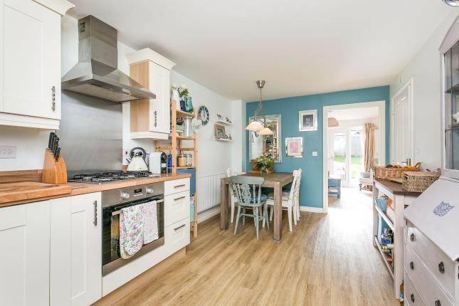 Kitchen of Fairfax Avenue, Tarvin, Chester, Cheshire CH3