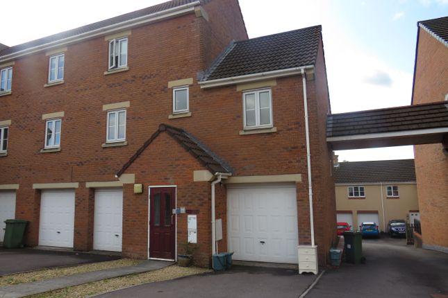 Thumbnail Flat to rent in Fleming Walk, Church Village, Pontypridd