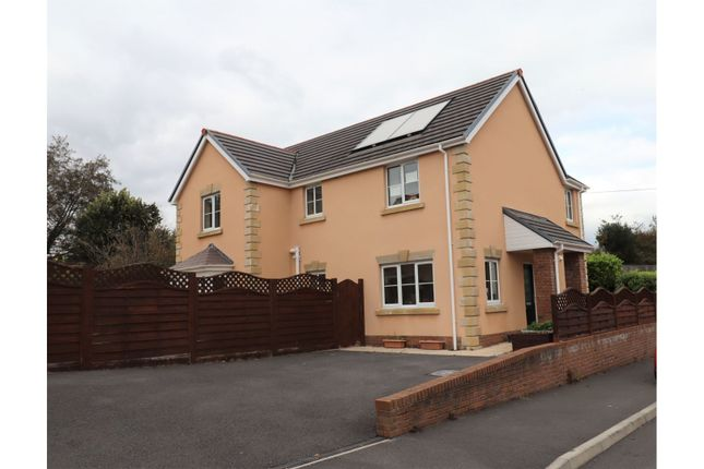 Thumbnail Detached house for sale in Tirydderwen, Llanelli