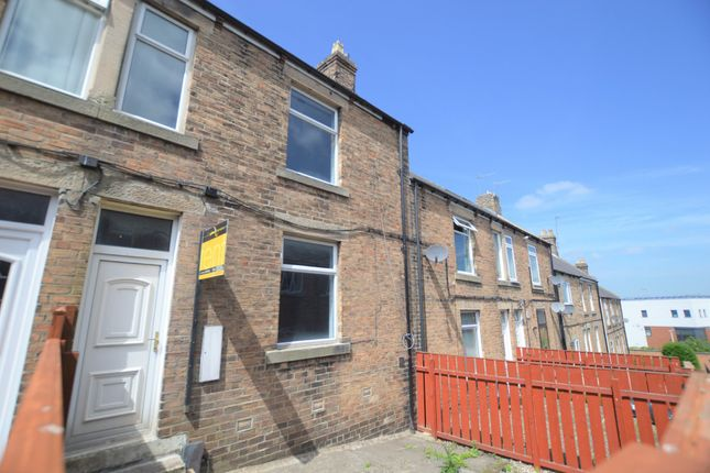 Thumbnail Terraced house to rent in Wesley Street, Prudhoe