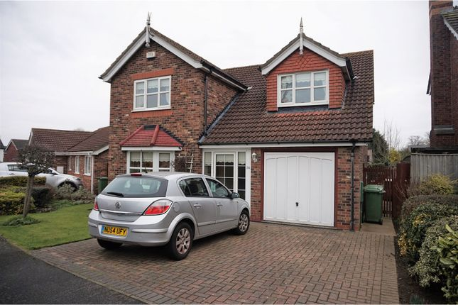 Thumbnail Detached house for sale in Blackthorn Drive, Great Coates
