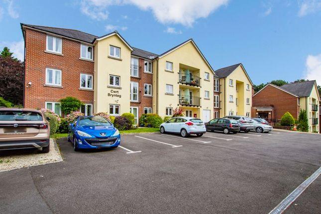 Thumbnail Flat for sale in Cwrt Brynteg, Cardiff
