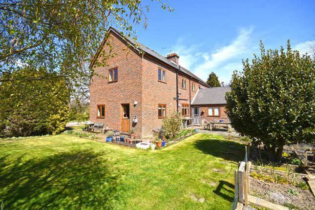 Thumbnail Semi-detached house for sale in Staplehurst Road, Marden, Tonbridge