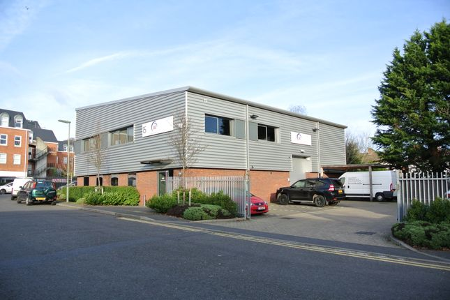 Thumbnail Industrial to let in Stanhope Road, Camberley