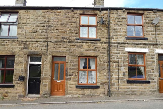 Thumbnail Terraced house for sale in Meadow Lane, Dove Holes, Derbyshire