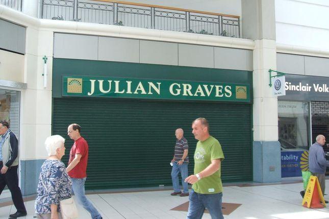 Thumbnail Retail premises to let in Unit 18, St Elli Shopping Centre, Llanelli