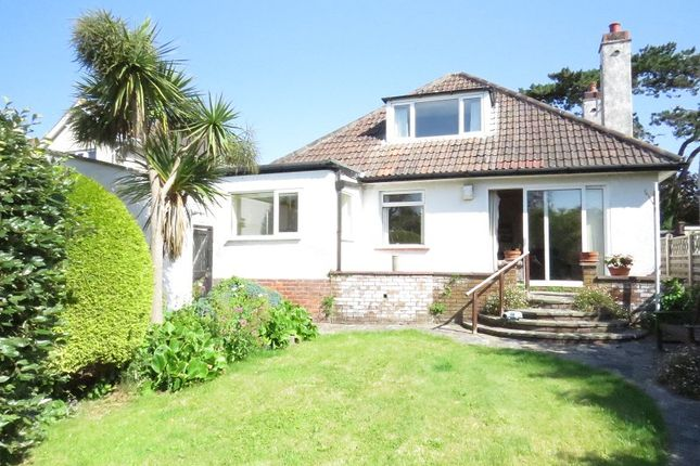 Thumbnail Detached bungalow for sale in St. Nicholas Road, Uphill, Weston-Super-Mare, North Somerset.