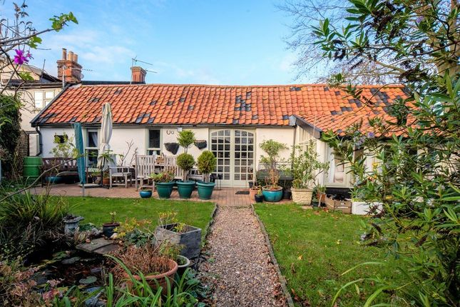 Thumbnail Cottage for sale in East Harling, Norwich