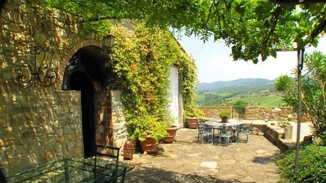 Picture No.02 of Panoramic Farmhouse Restoration, Chianti, Tuscany