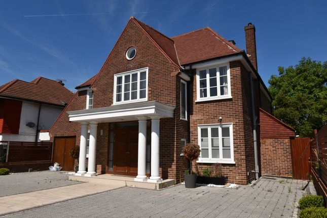 Thumbnail Detached house to rent in Oakington Avenue, Wembley, Greater London