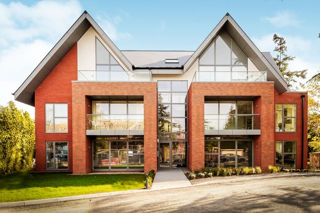 Thumbnail Penthouse for sale in Hafod Park, Hafod Road, Hereford