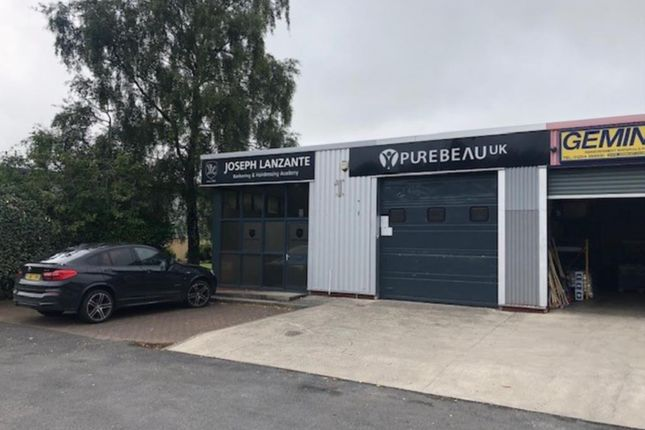 Thumbnail Industrial for sale in Unit 1, Walmsley Court, Clayton-Le-Moors