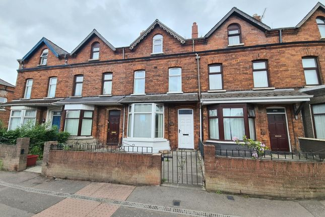Thumbnail Terraced house for sale in Ravenhill Road, Belfast