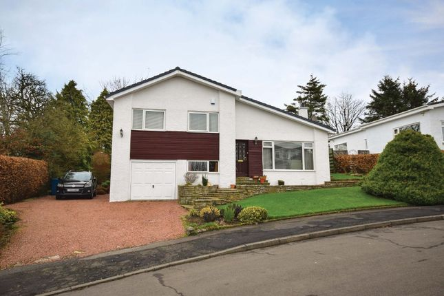 Thumbnail Detached house for sale in Waterside Gardens, Carmunnock, Glasgow