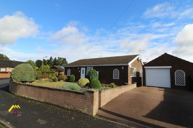 Thumbnail Bungalow for sale in Woodford Road, Barnby Dun, Doncaster