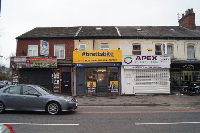 Stockport Road, Levenshulme M19