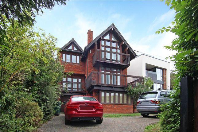 Thumbnail Detached house to rent in Cottenham Park Road, London