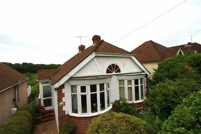 Thumbnail Detached bungalow for sale in Fairlight Avenue, Hastings, East Sussex