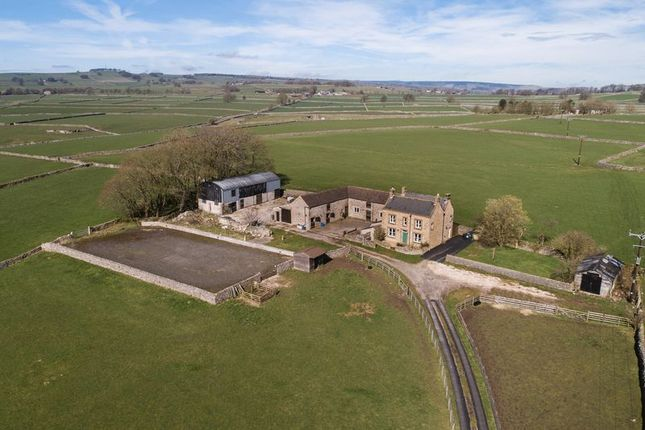 Thumbnail Country house for sale in Stanley Lodge, Great Hucklow, Derbyshire