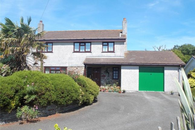 Thumbnail Detached house for sale in Gorran Churchtown, Gorran, St Austell