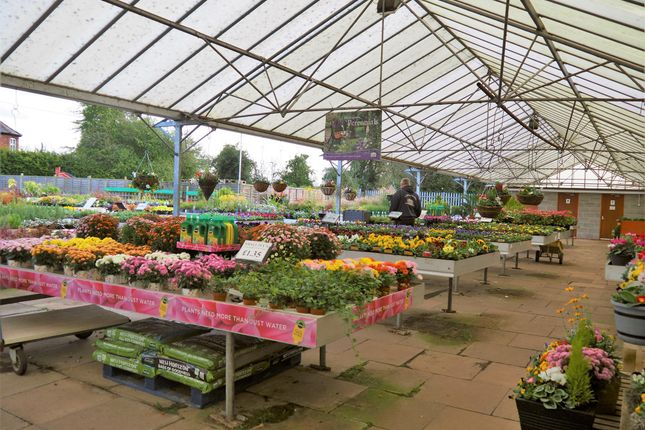 Thumbnail Commercial property for sale in Garden Centre & Horticulture DN14, Howden, East Yorkshire