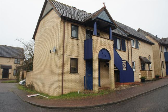 Thumbnail Maisonette to rent in Walnut Tree, Milton Keynes, Bucks