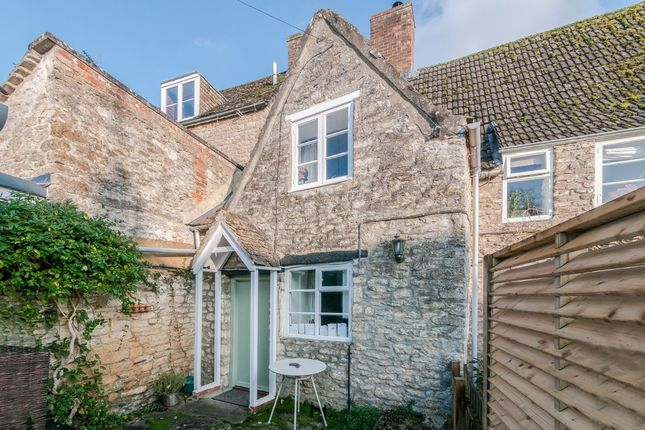 Thumbnail Terraced house for sale in Burnivale, Malmesbury