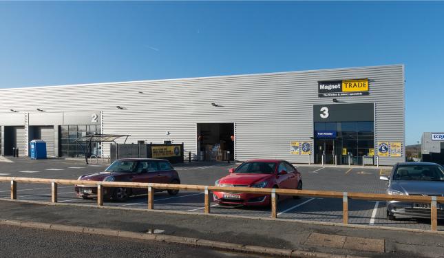 Thumbnail Business park to let in Unit 6 Block 9 Vestry Road, Sevenoaks