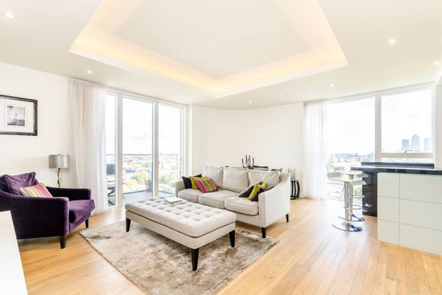 Thumbnail Flat for sale in Park Vista Tower, Wapping
