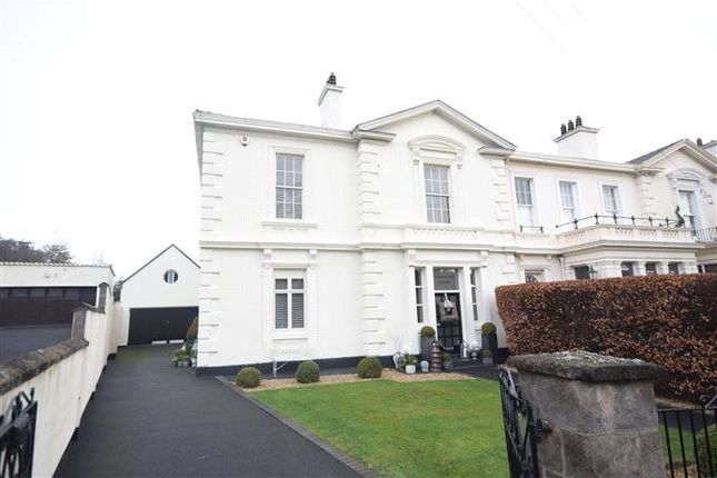 Thumbnail Terraced House For Sale In Glenrose Road Woolton Liverpool