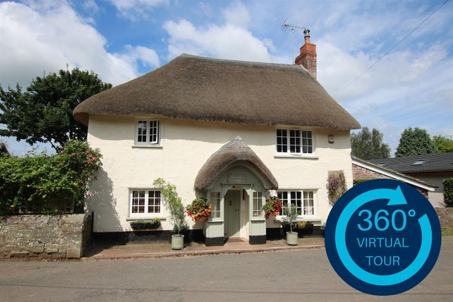 Thumbnail Detached house for sale in Knowle, Crediton, Devon