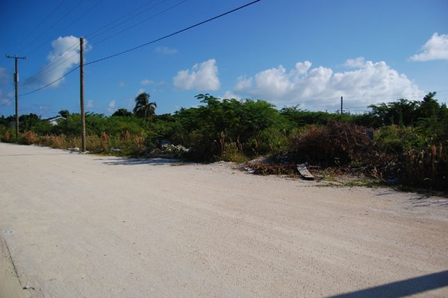 Land for sale in John Claridge Estates 35, Nassau/New Providence, The Bahamas