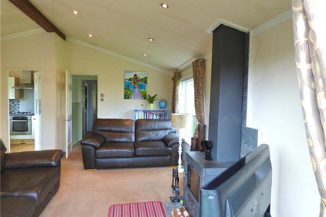 Sitting Room of Tarn House Holiday Park, Stirton, Skipton BD23