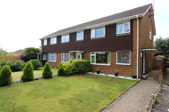 Thumbnail End terrace house for sale in Haywards Close, Deal