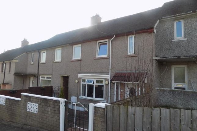 Thumbnail Terraced house to rent in Keir Hardie Terrace, Dunfermline