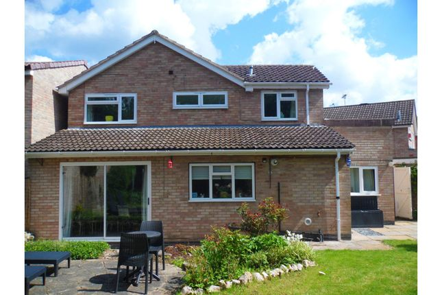 Rear View of Wilshere Close, Kirby Muxloe, Leicester LE9