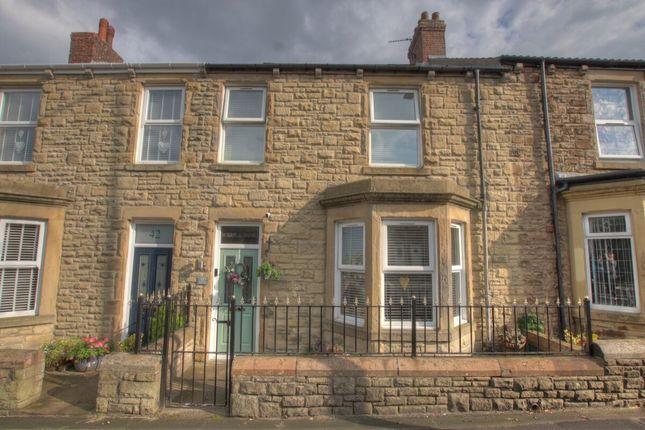 Thumbnail Terraced house for sale in Sherburn Terrace, Consett