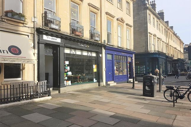 Thumbnail Restaurant/cafe to let in 8 Edgar Buildings, Bath, Bath And North East Somerset
