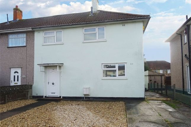 Thumbnail Semi-detached house for sale in Ullswater Road, Southmead, Bristol