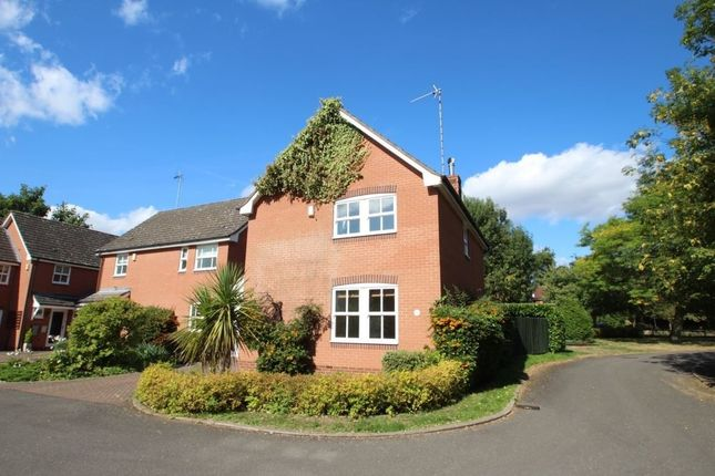Thumbnail Property to rent in Balmoral Close, South Knighton, Leicester
