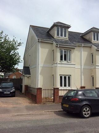 Thumbnail Semi-detached house to rent in St. Johns Road, Exeter