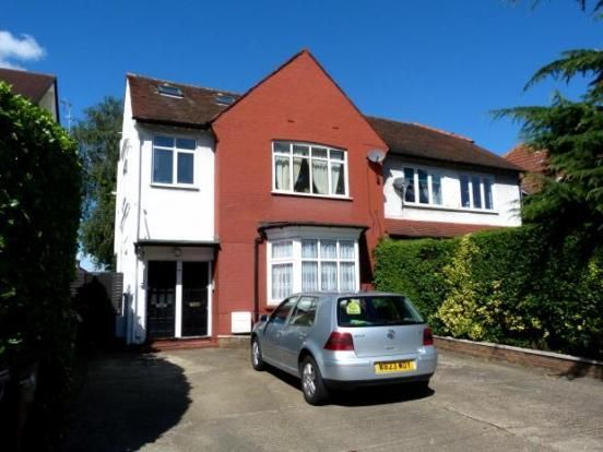 Thumbnail Flat for sale in London Road, Enfield