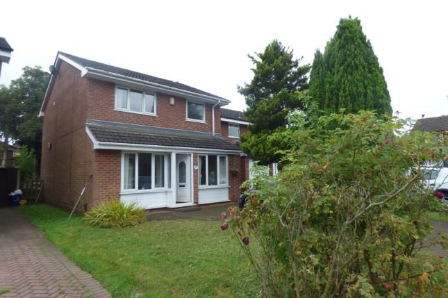 Thumbnail Detached house for sale in The Park, Penketh, Warrington, Cheshire