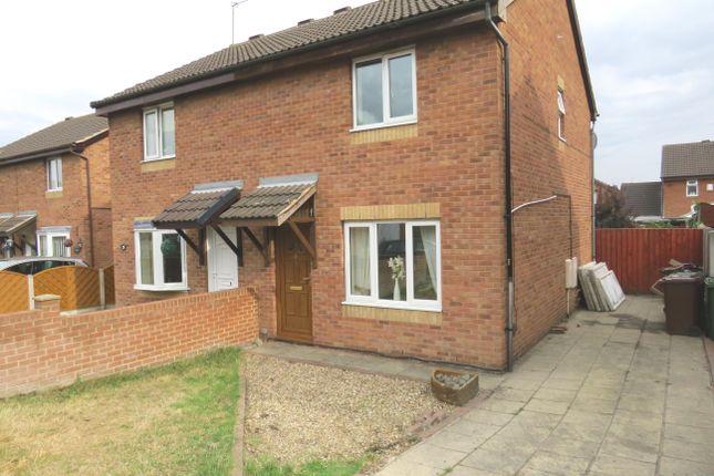 Thumbnail Property to rent in Beckbridge Way, Normanton