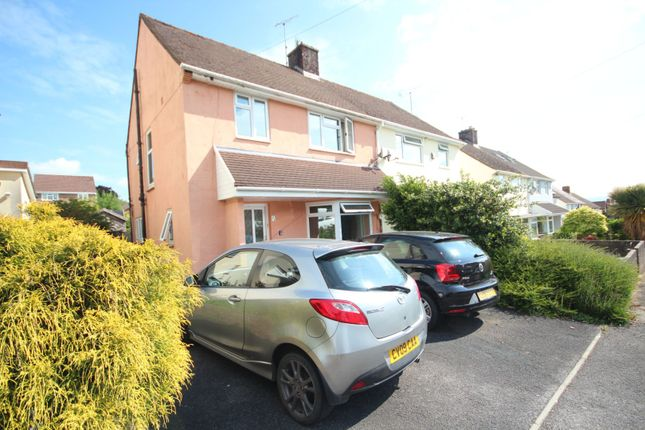 Thumbnail Semi-detached house for sale in Ladyhill, Usk
