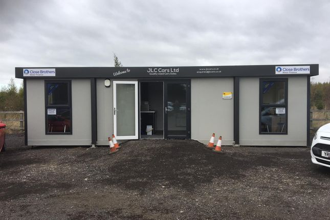 Thumbnail Commercial property for sale in Car Sales, Vehicle Repair And Mot Provider DE12, Netherseal, Derbyshire
